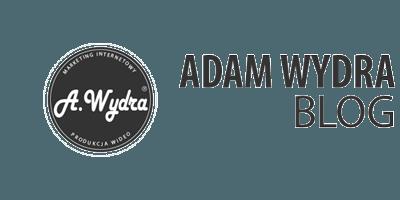 Adam Wydra BLOG